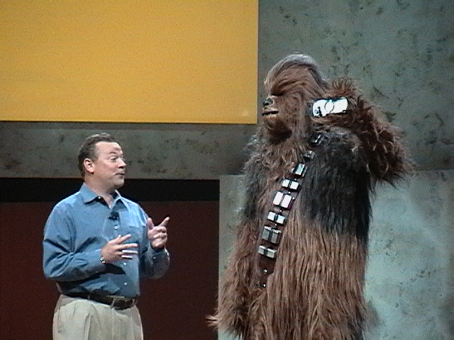 PSP White Launched by Chewbacca