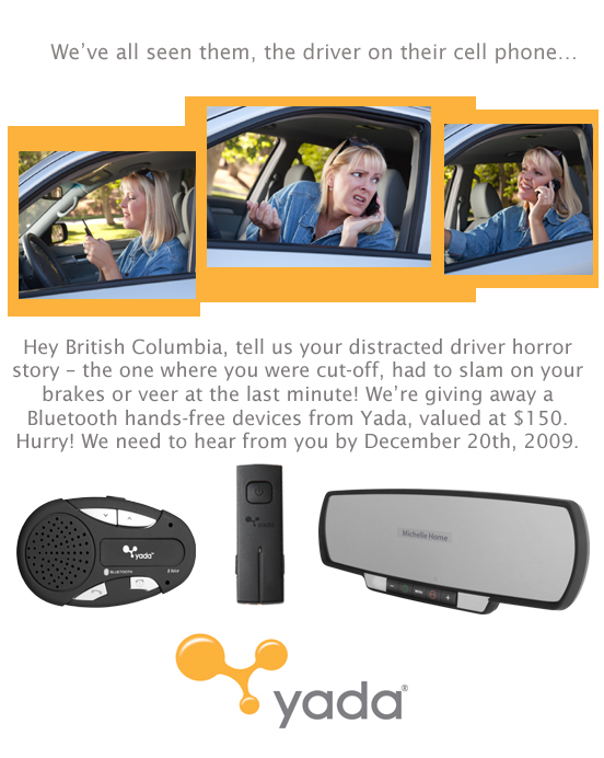 Yada Bluetooth Contest