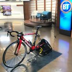 March 2017 - Breakfast Television (BT): Vancouver / Cycling Tech w/host Dawn Chubai